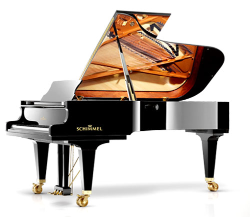 Schimmel Grand Piano West Michigan Piano